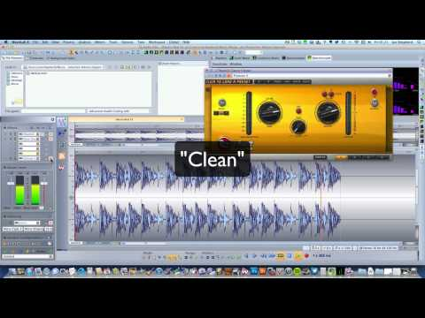 Clipping – digital versus analogue, and limiting