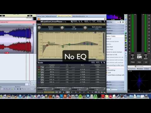 Mastering EQ – make music sound louder, with LESS compression and limiting