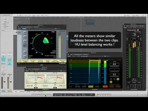 Loudness Meters in use – a roundup of some of the best