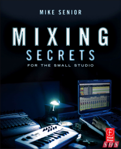 mixing secrets for small studios
