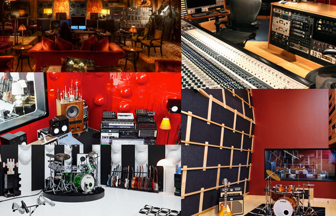 music-production-studios