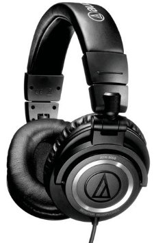 audio technica studio monitor headphones 2014