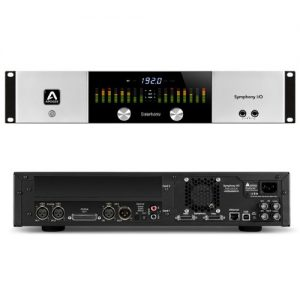 apogee symphony best audio interface