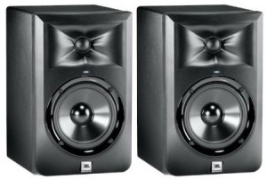 jbl cheap studio monitors