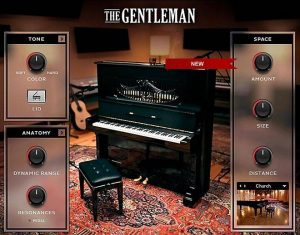 gentleman definitive piano ultimate