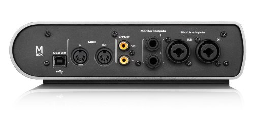 avid mbox - best audio interface